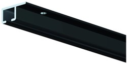 Rail Artiteq top anod 200cm zwart