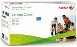 Tonercartridge Xerox 006R03190 Oki 44469724 blauw