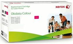 Tonercartridge Xerox 006R03191 Oki 44469723  rood