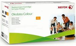 Tonercartridge Xerox 006R03192 Oki 44469722 geel