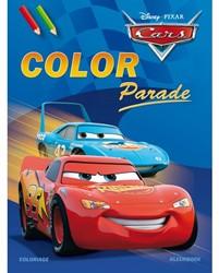 Kleurboek Deltas Disney Color Parade Cars