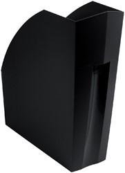 Tijdschriftcassette Exacompta Ecoblack zwart