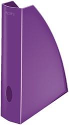 Tijdschriftcassette Leitz WOW paars