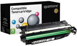 Tonercartridge Quantore HP CB380A 823A zwart
