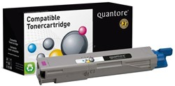 Tonercartridge Quantore Oki 43459330 rood