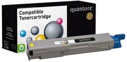 Tonercartridge Quantore Oki 43459329 geel