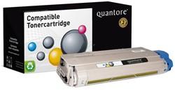 Tonercartridge Quantore Oki 43324421 geel