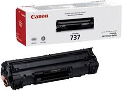 Tonercartridge Canon 737 zwart