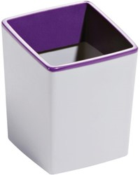 Pennenbak Durable Varicolor grijs/paars