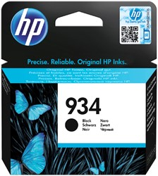 Inktcartridge HP C2P19AE 934 zwart