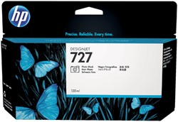 Inktcartridge HP B3P23A 727 130ml foto zwart