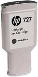 Inktcartridge HP C1Q12A 727 mat zwart EHC