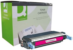 Tonercartridge Q-Connect HP CB403A 642A rood