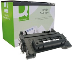 Tonercartridge Q-Connect HP CC364A 64A zwart