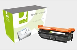 Tonercartridge Q-Connect HP CE250X 504X zwart