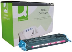 Tonercartridge Q-Connect HP Q6003A 124A rood