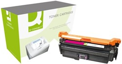 Tonercartridge Q-Connect HP CE263A 648A rood