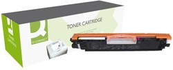 Tonercartridge Q-Connect HP CE313A 126A rood