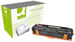 Tonercartridge Q-Connect HP CE323A 128A rood