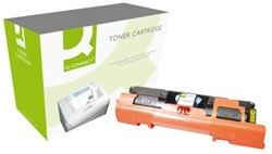 Tonercartridge Q-Connect HP Q3962A 122A geel
