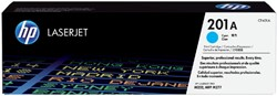 Tonercartridge HP CF401A 201A blauw