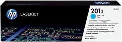 Tonercartridge HP CF401X 201X blauw HC