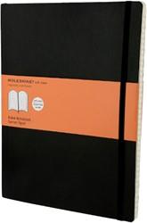 Notitieboek Moleskine lijn  XL 190x250mm zachte kaft