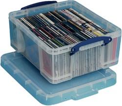 Opbergbox Really Useful 18 liter 480x390x200mm