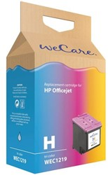 Inkcartridge Wecare HP CC656AE 901 kleur