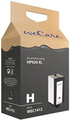 Inkcartridge Wecare HP CD975AE 920XL zwart HC