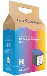 Inkcartridge Wecare HP C9352A 22 kleur