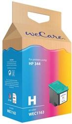 Inkcartridge Wecare HP C9363EE 344 kleur