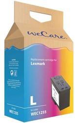 Inkcartridge Wecare Lexmark 18C0781 1 kleur