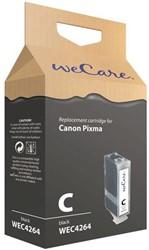 Inkcartridge Wecare Canon PGI-5 zwart +chip