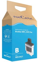 Inkcartridge Wecare Brother LC-900 blauw