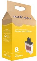 Inkcartridge Wecare Brother LC-900 geel