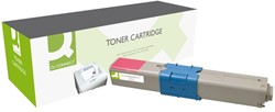 Tonercartridge Q-Connect OKI 44469705 rood