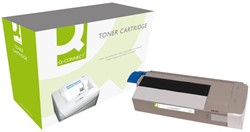 Tonercartridge Q-Connect OKI 44318608 zwart