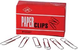 Paperclip LPC rond 50mm verzinkt