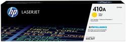 Tonercartridge HP CF412A 410A geel