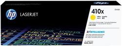 Tonercartridge HP CF412X 410X geel HC