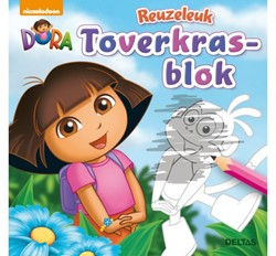 toverkrasblok Deltas Disney Dora
