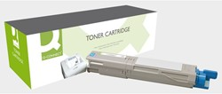 Tonercartridge Q-Connect OKI 43459371 blauw