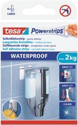 Dubbelzijdige powerstrip Tesa waterproof 2kg