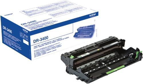 Drum Brother DR-3400 zwart-1