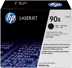 Tonercartridge HP CE390X 90X zwart HC