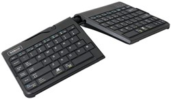 Ergonomisch toetsenbord R-Go Tools Travel Goldtouch draadl