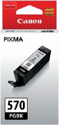 Inktcartridge Canon PGI-570 zwart