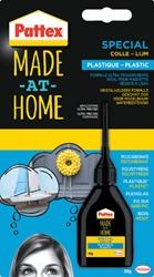 Lijm Pattex plastiek flacon 30gram op blister