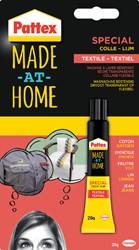 Lijm Pattex textiel tube 20gram op blister